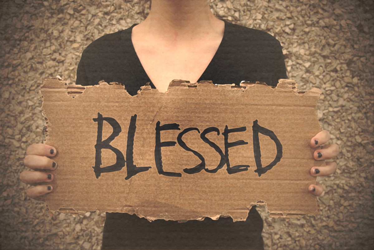 """I Used To Say """"I'm Blessed"""" Until I Asked These 2 Questions"""