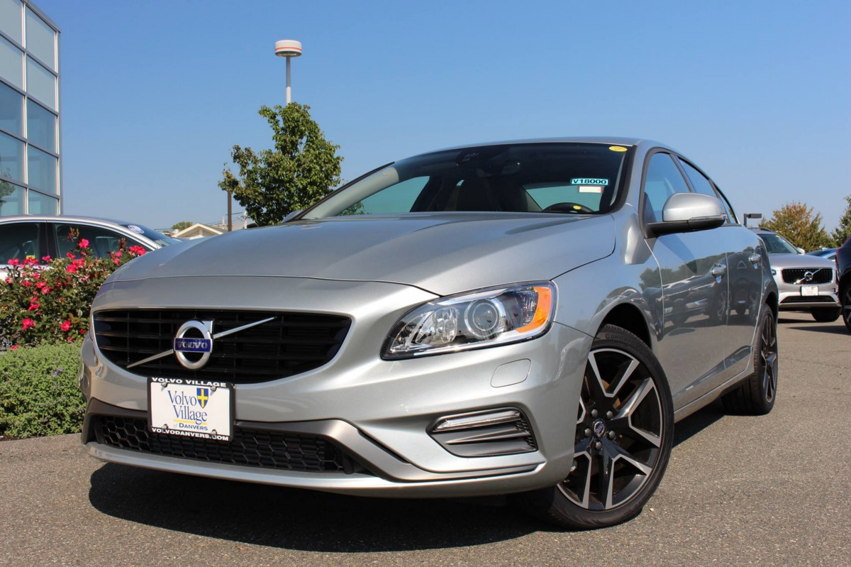 2018 volvo s60 t5 dynamic the perfect daily driver. Black Bedroom Furniture Sets. Home Design Ideas
