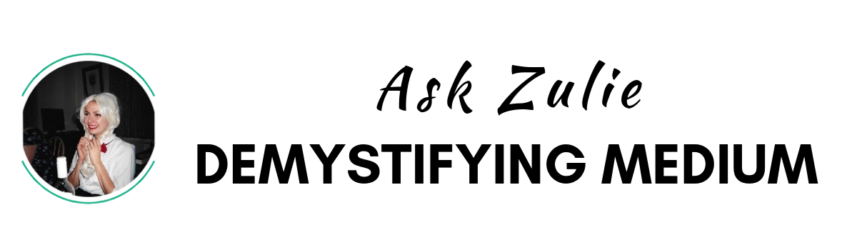 Ask Zulie: Demystifying Medium
