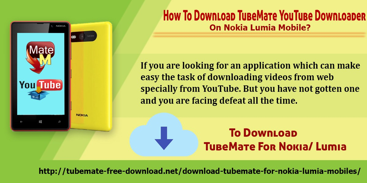 How to download tubemate youtube downloader on nokia lumia mobile ccuart Image collections