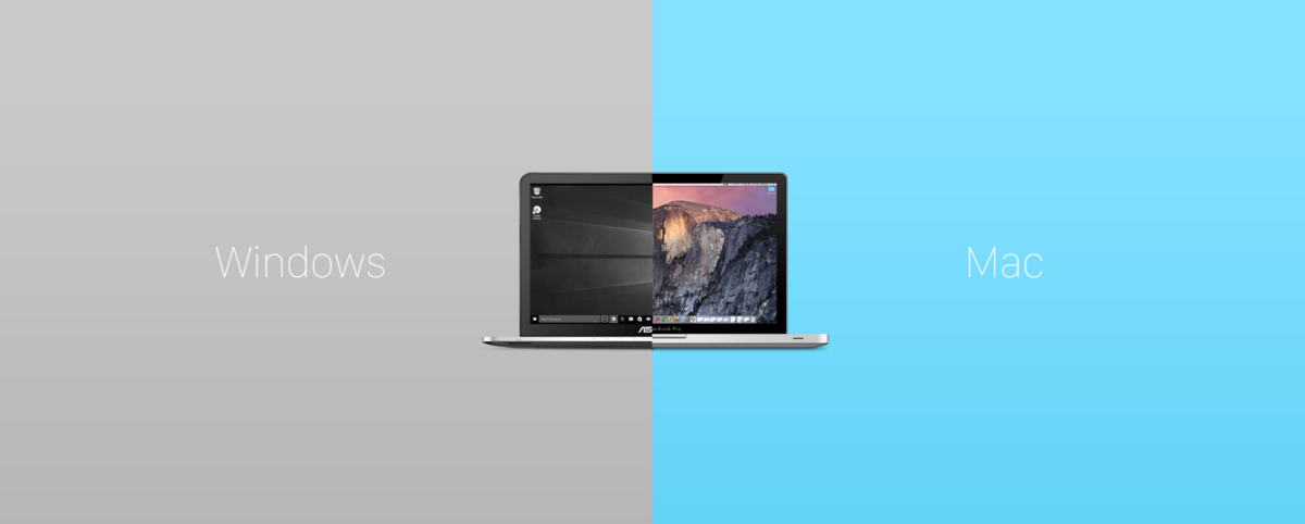 Why I switched from Windows to Mac for UI/UX Design?