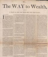 The Way to Wealth by Richard Saunders a.k.a. Benjamin Franklin.[1]