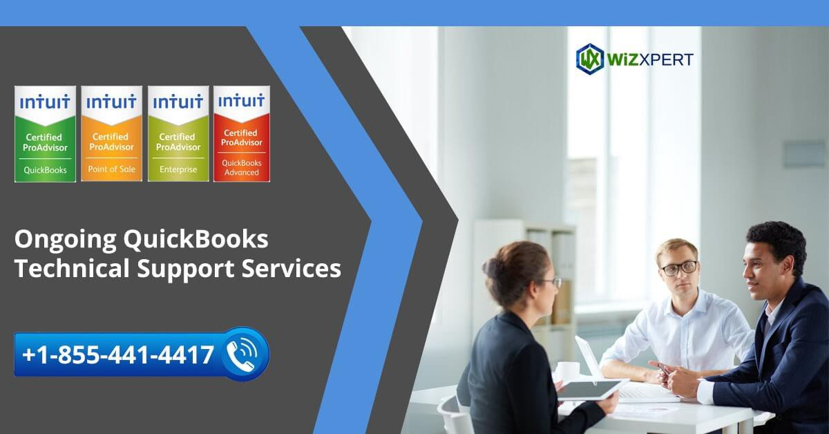 About Wizxpert Bookkeeping Services And Why Should You dial their QuickBooks support phone number
