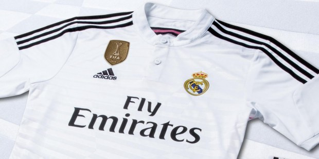 3aac558bb5d8c Real Madrid Add FIFA World Champions Badge to Jersey