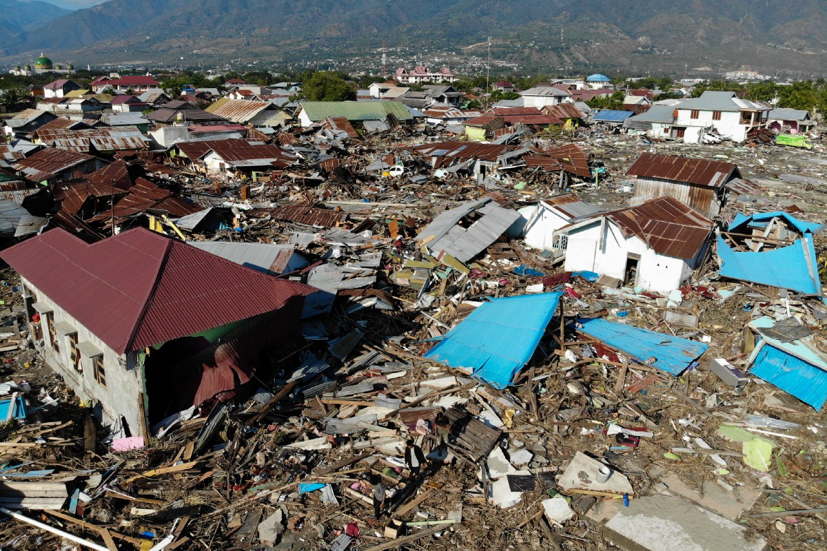 4 Ways the U.S. is Responding to the Indonesia Earthquake and Tsunami