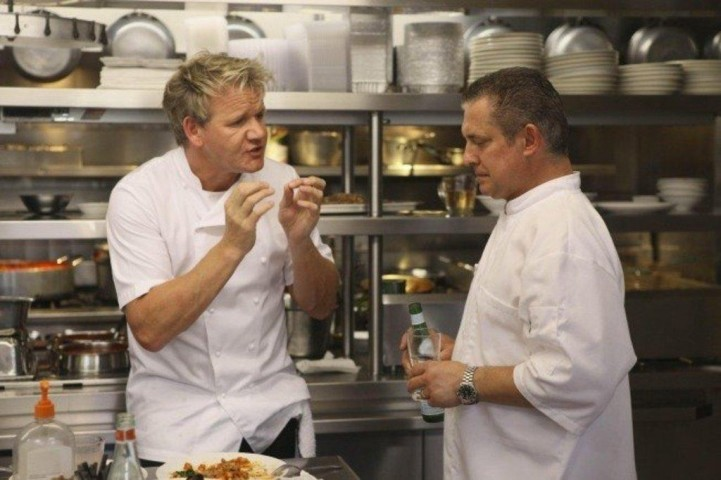 Ramsay Kitchen Nightmares Scam
