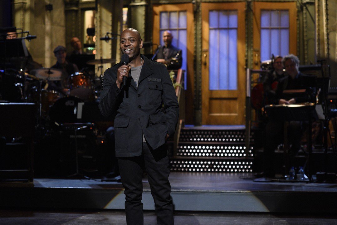 dave chappelle satire In a show at the gramercy theater in new york city this past weekend, dave chappelle began to take suggestions from the audience, riffing on them with.