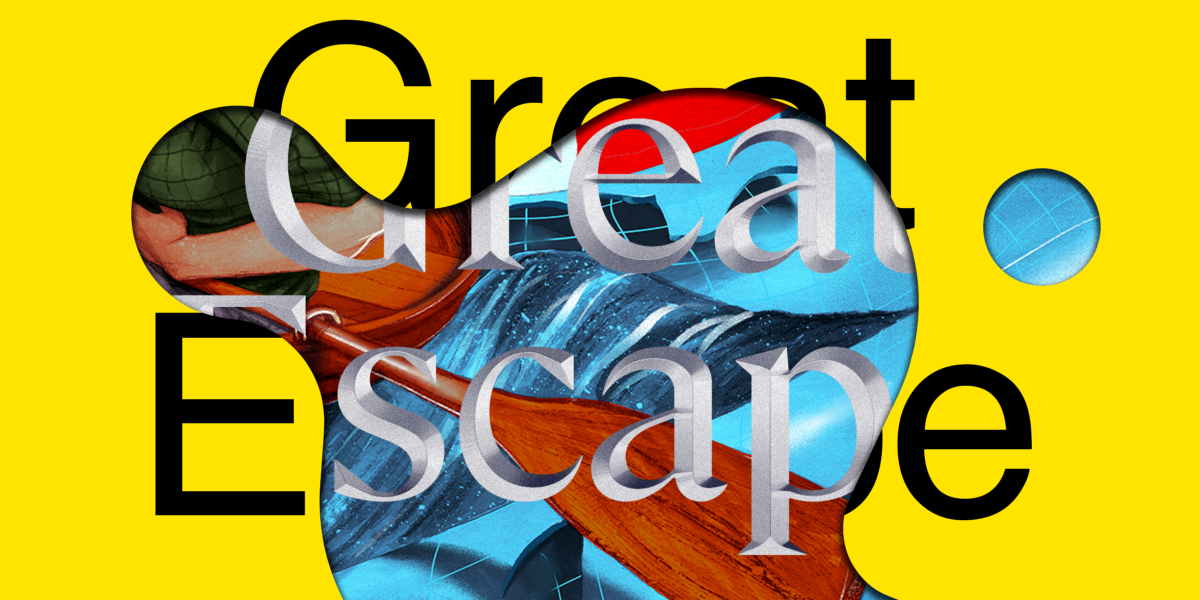 great escape medium