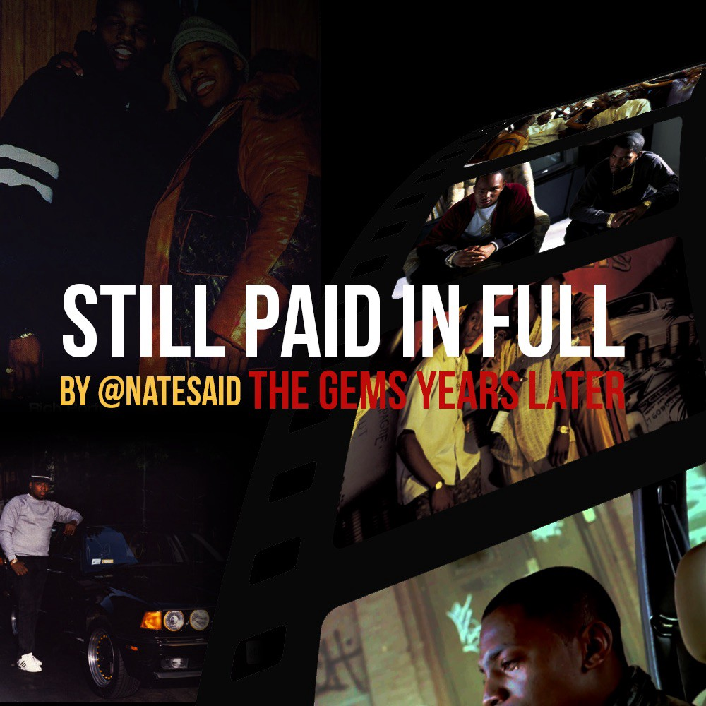 Still Paid In Full The Gems Years Later At Nateaid Medium