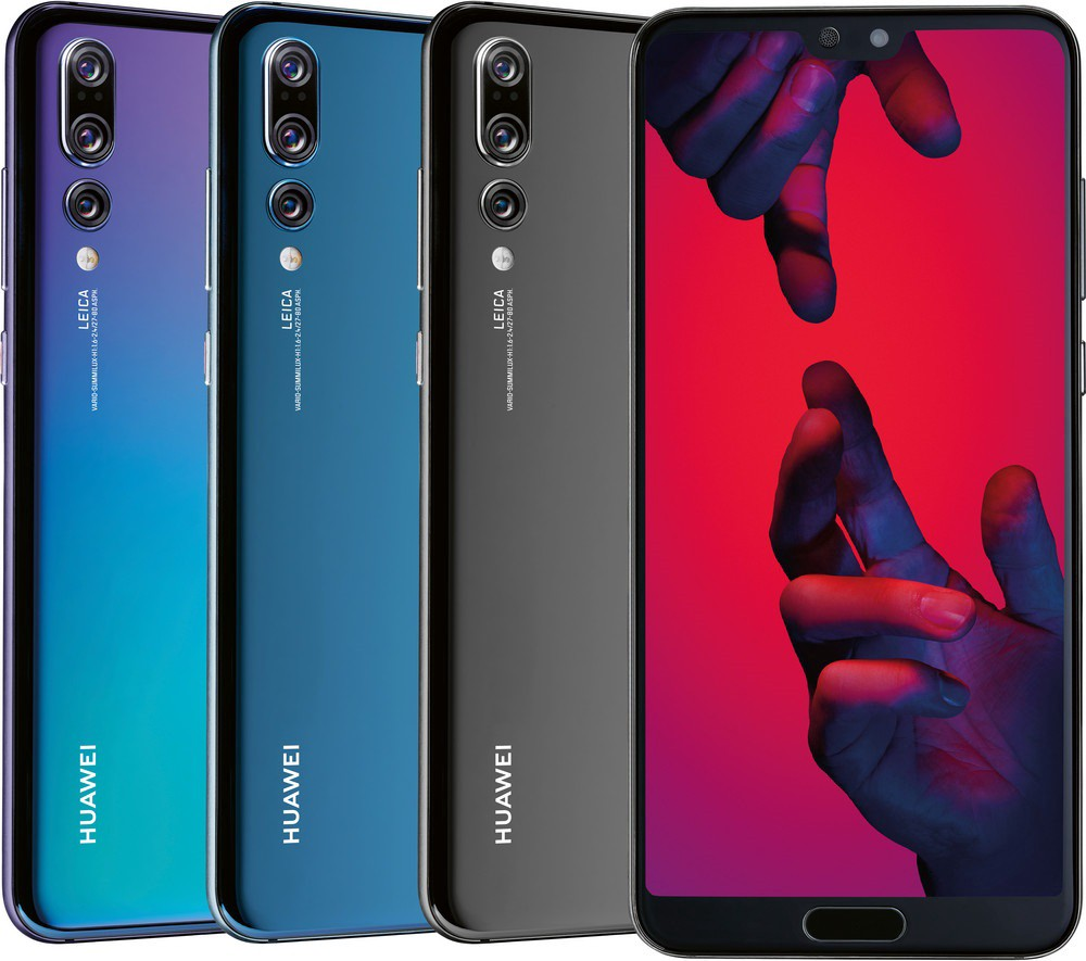 huawei unveils its new phones p20 and p20 pro happy tech