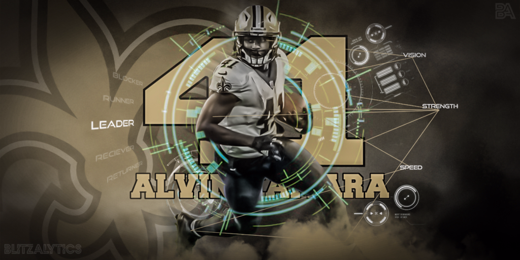 What does Mark Ingram's suspension mean for Alvin Kamara's fantasy value?