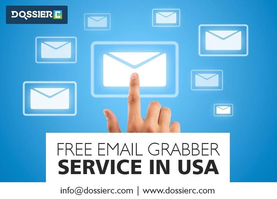 Free Email Grabber Service in USA – Dossierc – Medium