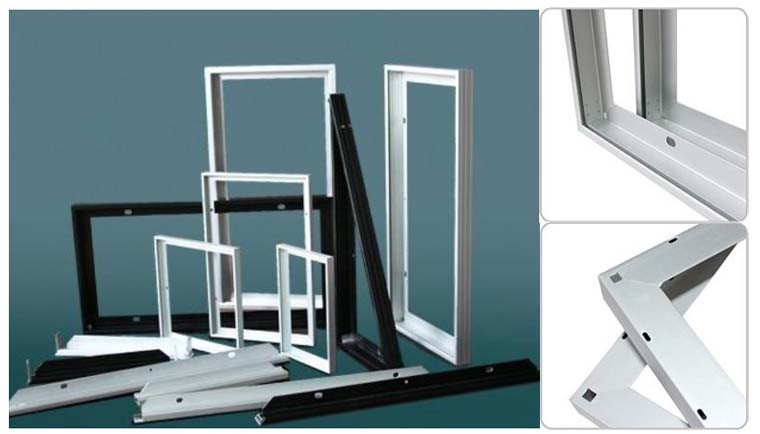 HARNESS THE ADVANTAGES OF ALUMINIUM FRAME PRODUCT