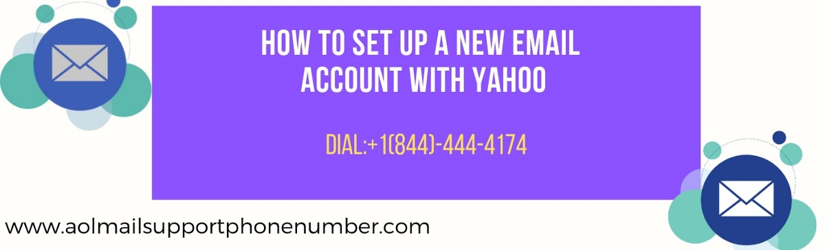 How do i set up a new email address with yahoo