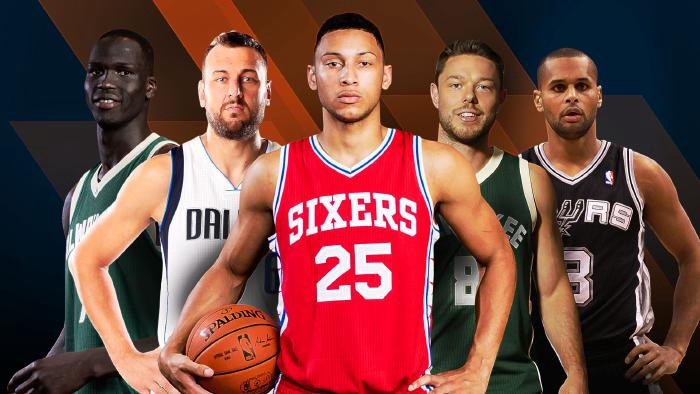 Basketball Players: Greatest Aussie NBA Players Of All-Time