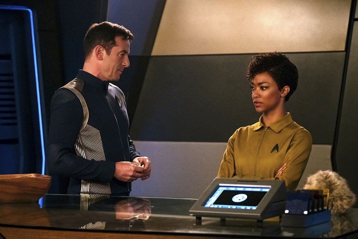 "Star Trek: Discovery Episode 3 — ""Context is for Kings"""