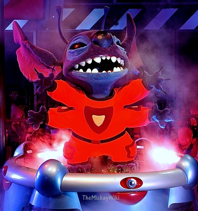 Stitch S Great Escape What Went Wrong Boardwalk Times