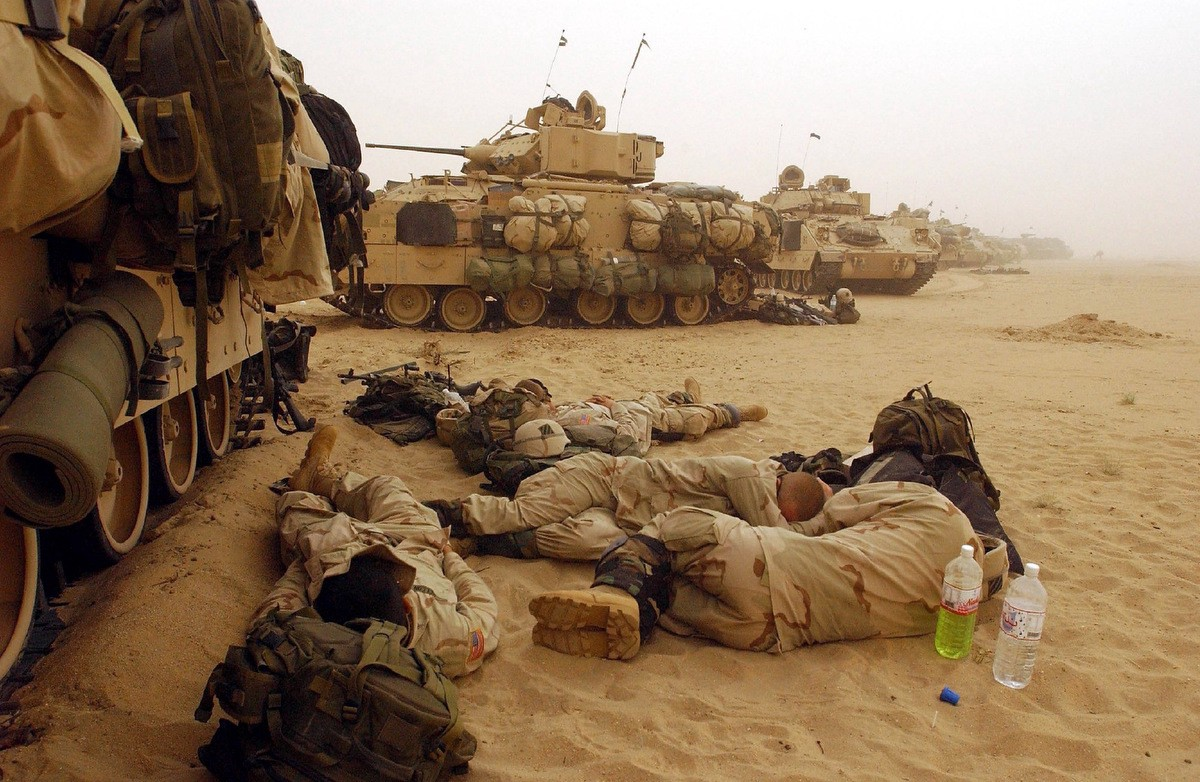 american invasion of iraq essay Custom written thesis chapter example outlining the background and timeline of the war in iraq art of craftsmanship academic writing tips and guidelines  writing an american culture.