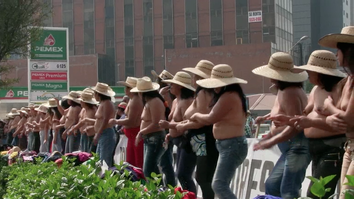 You wish mexican women stripped nude sorry, does