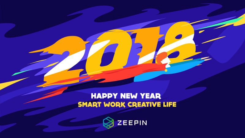 happy new year to all zeepiners