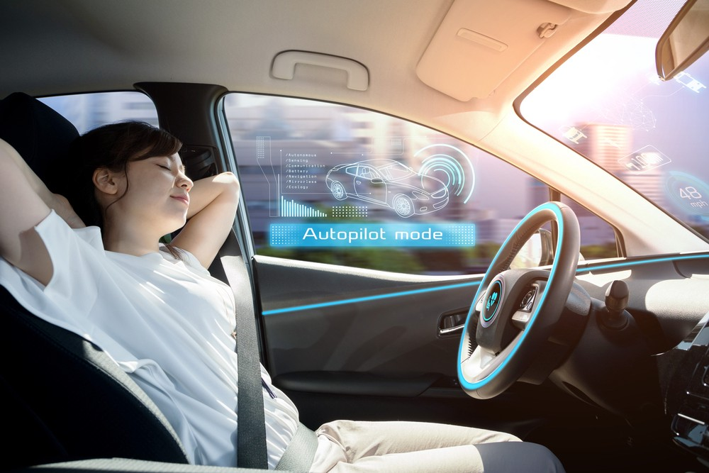 Benefits Of Self Driving Cars For Flow Of Traffic