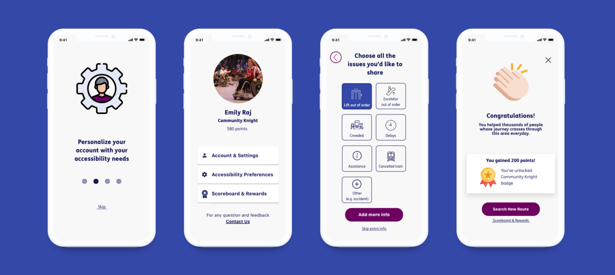 CityMaaS—Accessibility Redefined. A UX Case Study.