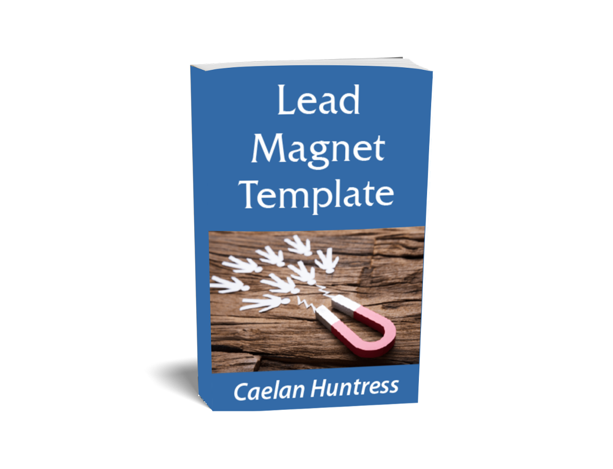 Lead Magnet Template cover