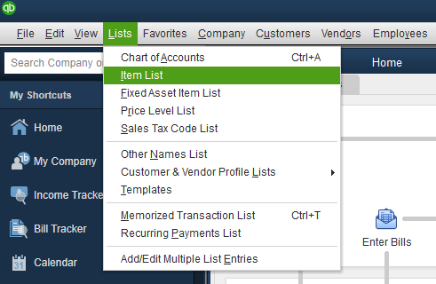 Importing Inventory Items from QuickBooks – Pool Office