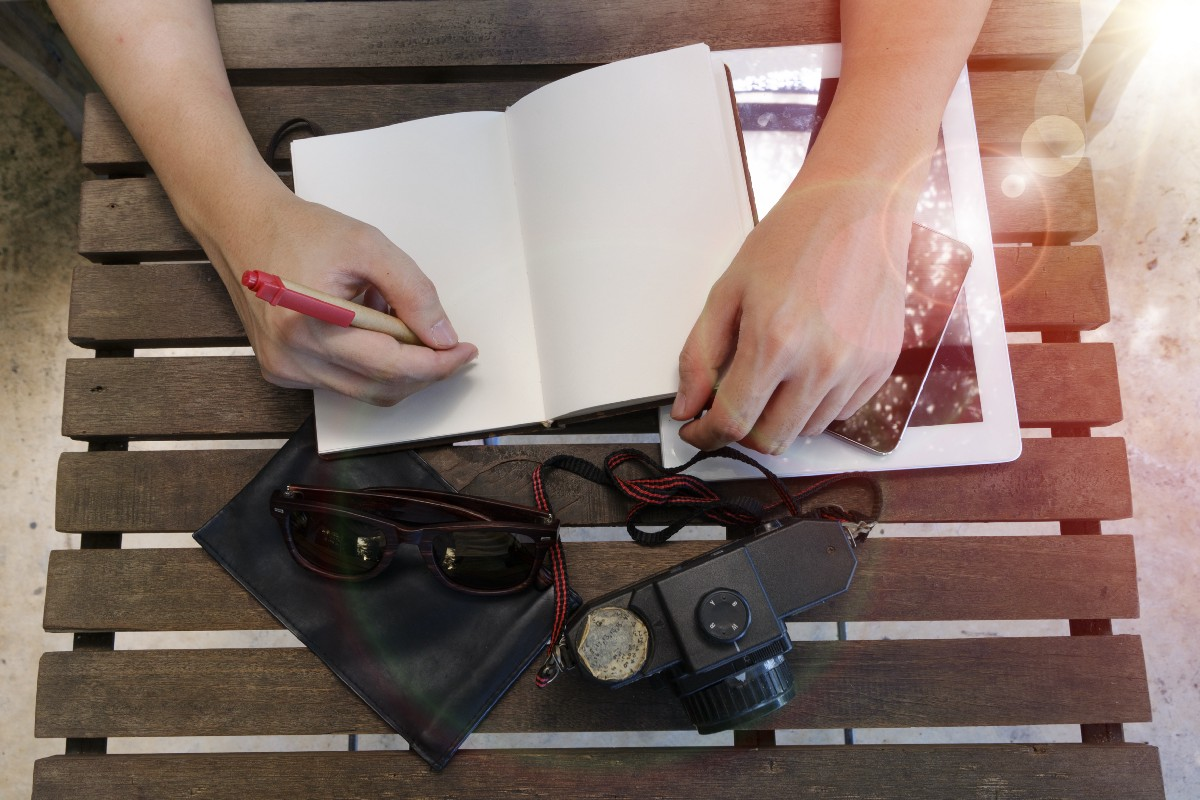 How to Use a Notebook to Reach Your Writing Goals