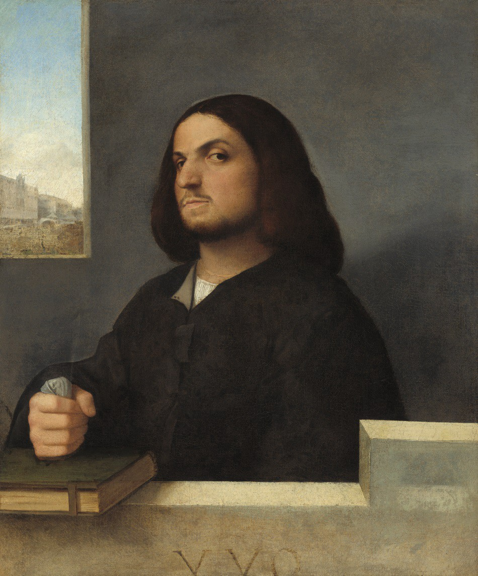 is it a giorgione a titian by both or� � tyler green
