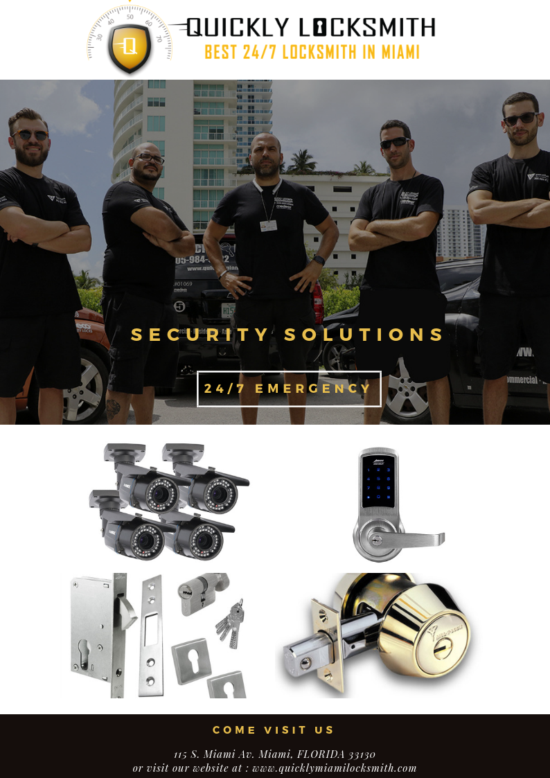 Garage door locksmith services in miami fl u quickly locksmith