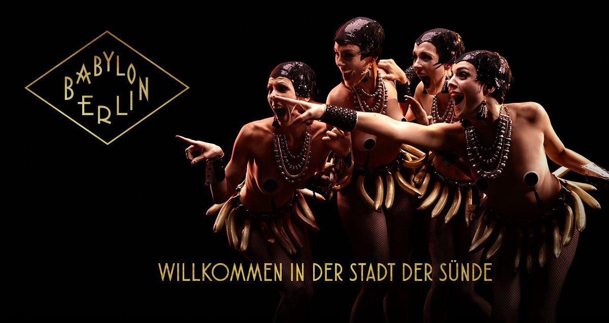 Take A Walk On The Wild Side Of Weimar Republic