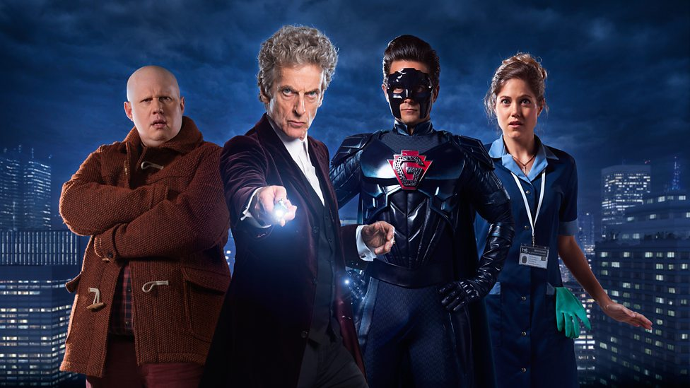 This year\'s DOCTOR WHO Christmas trailer is a lump of coal in your ...