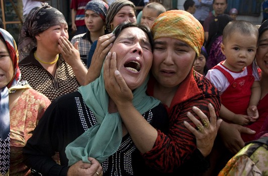 Uyghur Muslims: Victims of the World's Largest Ethnic Cleansing.