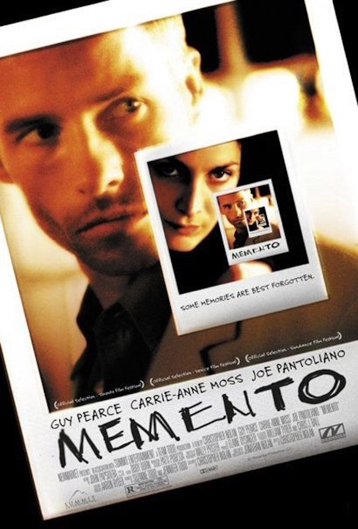 30 days of screenplays day 11 memento go into the story
