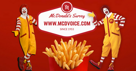 How To Get Free Coupons From Mcdonalds Survey Mcdvoice Medium