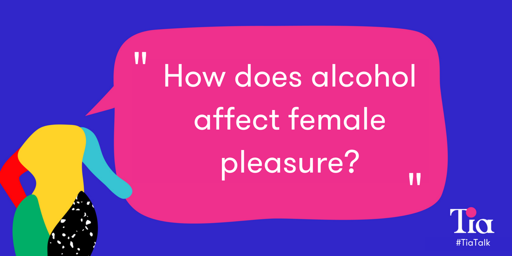 Alcohol affect ability to orgasm opinion you