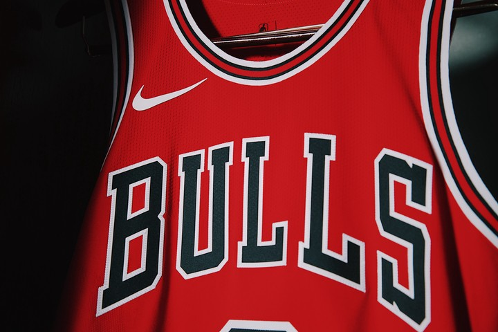 2715affea Bulls Unveil New Uniforms  Colors Switched – Chicago Bulls Confidential
