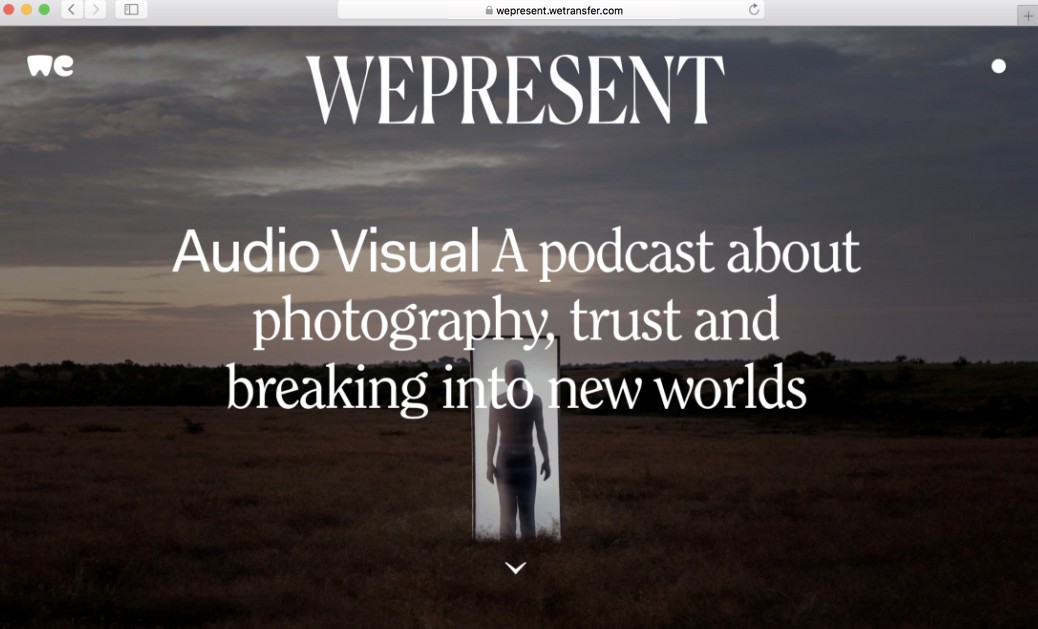 Curtain up on our brand new content site – WeTransfer – Medium