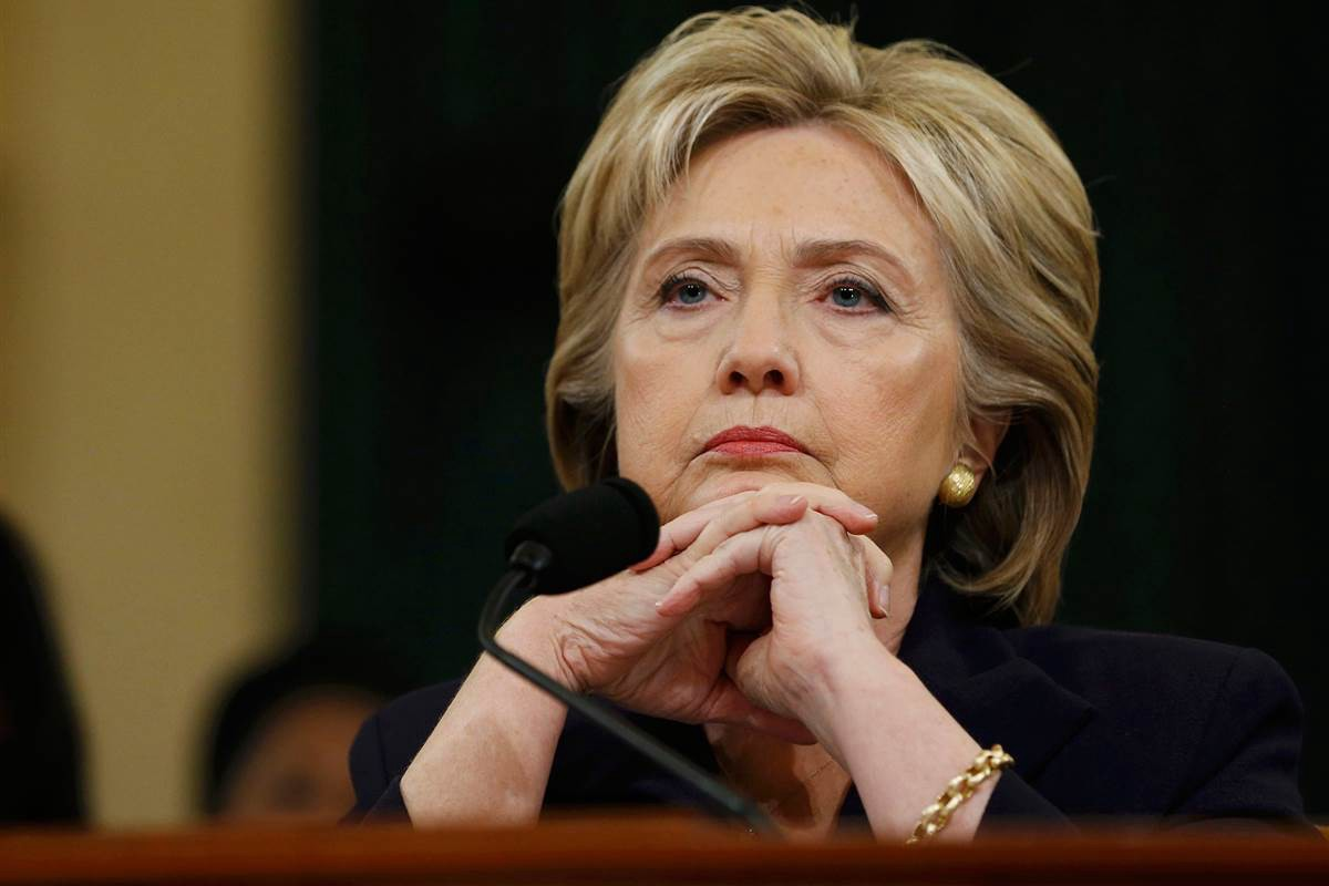 Hillary Clinton Got Very Honest About the Election in This New Interview Hillary Clinton Got Very Honest About the Election in This New Interview new foto