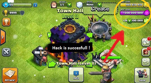 clash of clans hack download android.com