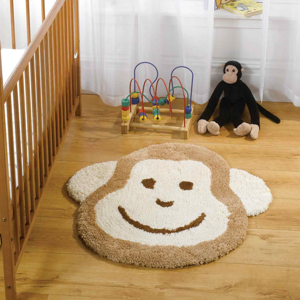 baby proofing with rugs