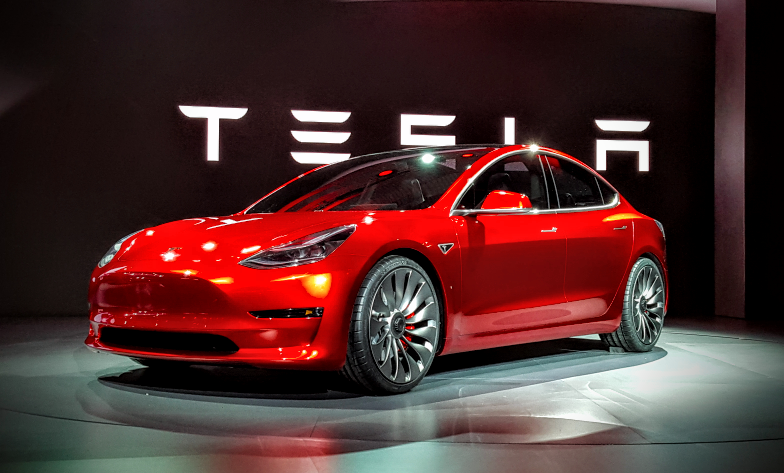 The Tesla Model 3 An Electric Car Built For M Consumption Where Battery Packs Are 60 Recycled And 10 Reused