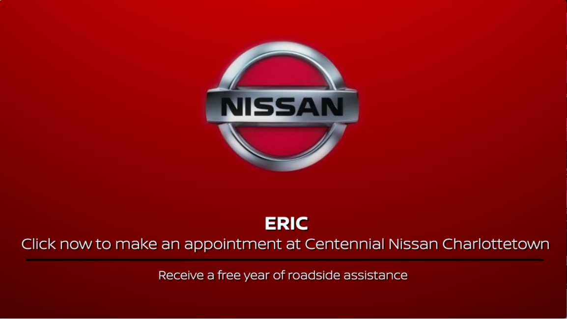 Nissan Canada, The Marketing Store And AdGreetz Launched A Personalized GIF  And Video Email Campaign In Canada To Tens Of Thousands Of Out Of Warranty  ...