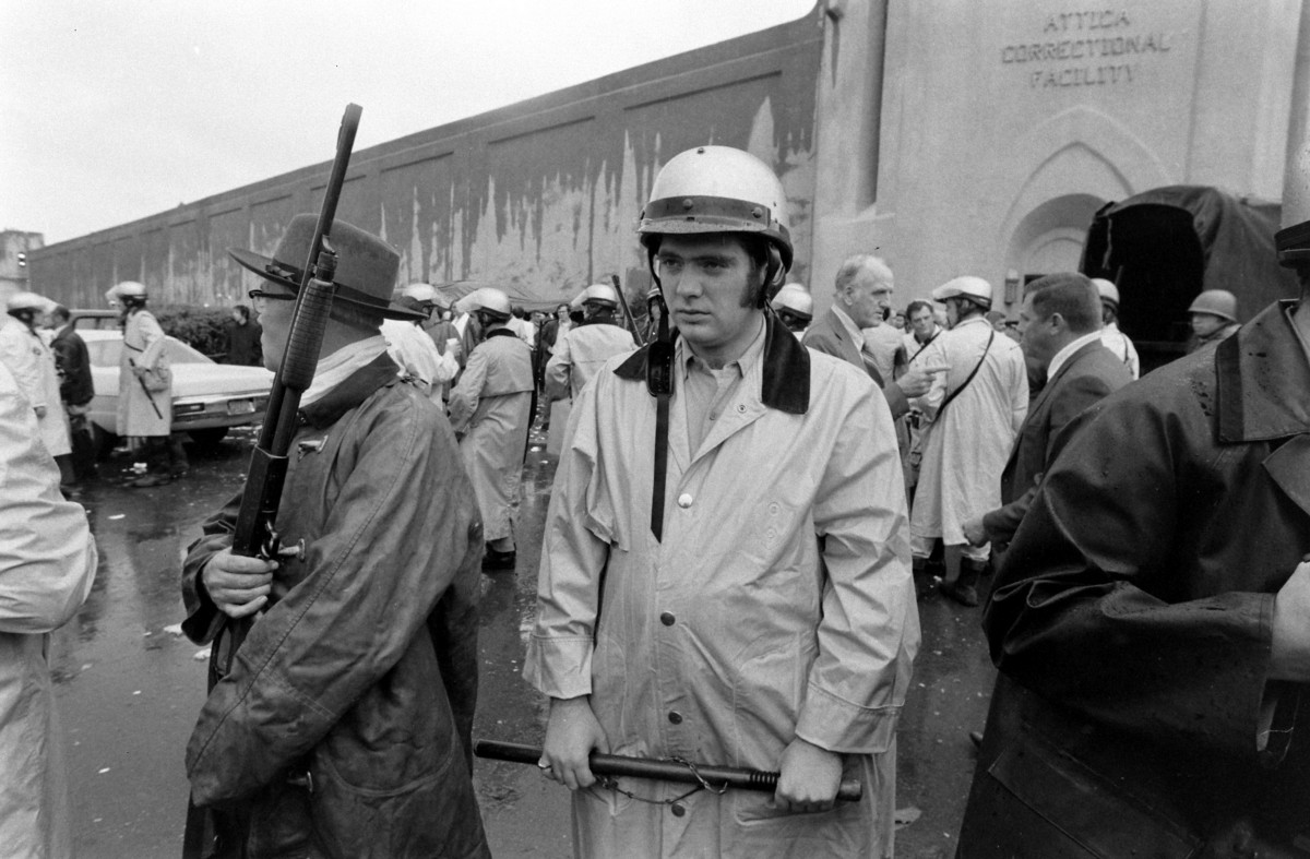 an analysis of the events in the attica prison riot Forty-five years after the bloodiest prison riot in the united states, incarcerated people across the country plan to commemorate the attica rebellion and peacefully protest prison conditions by.