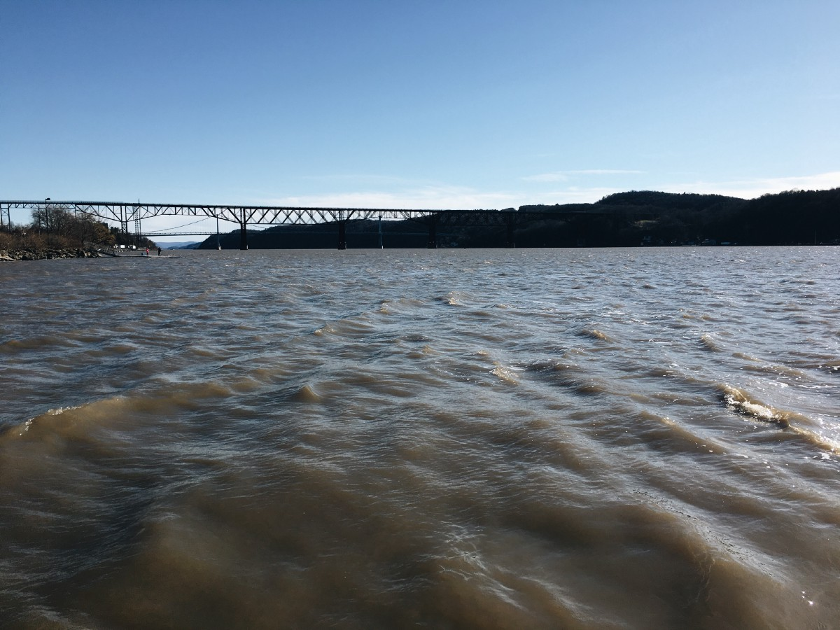 How is the Hudson Doing?