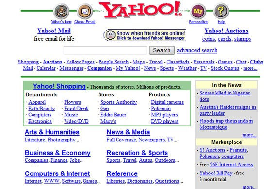 yahoo messenger 7 download free