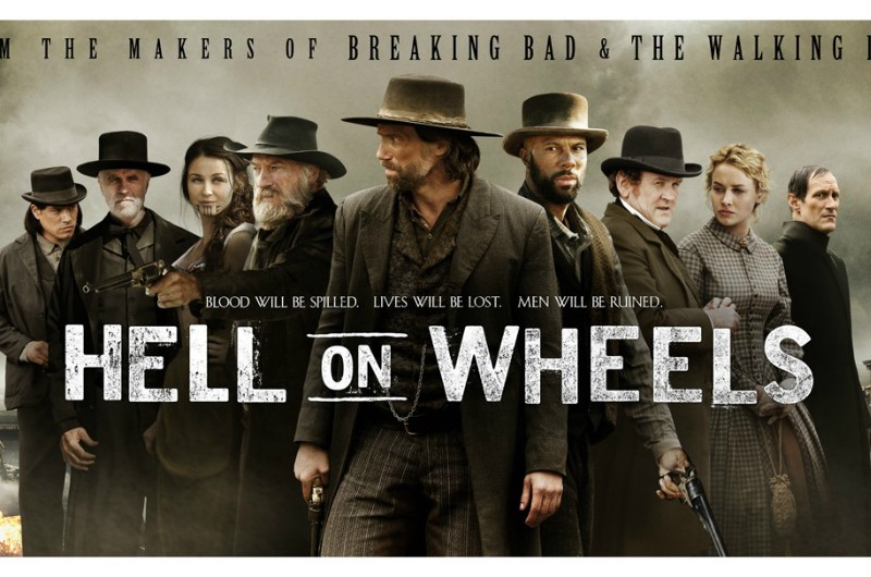 Thoughts On The Hell Wheels Series Finale And Of John Ford Western