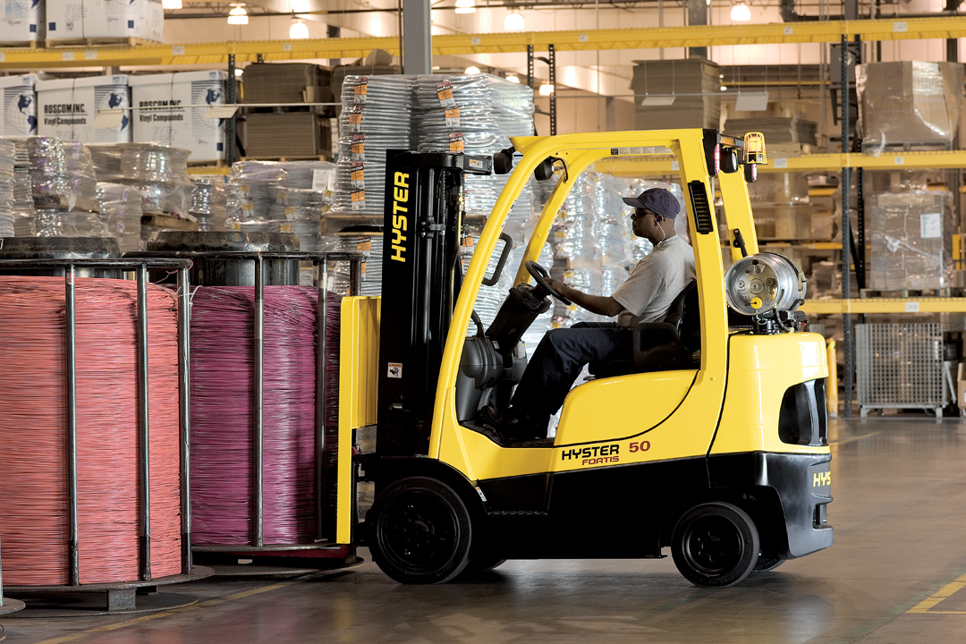 How To Ensure Safety During Forklift Training Cn Liftsafety Medium