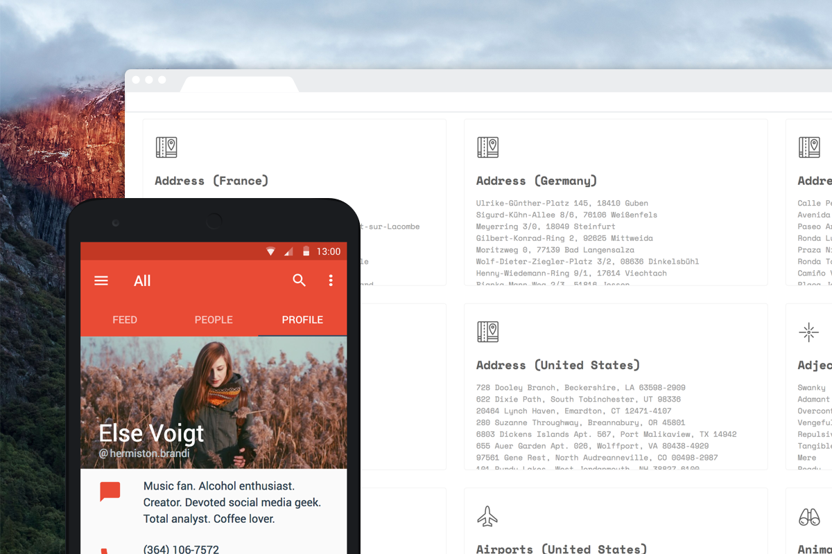 Powerful prototyping with Lists.Design & Atomic